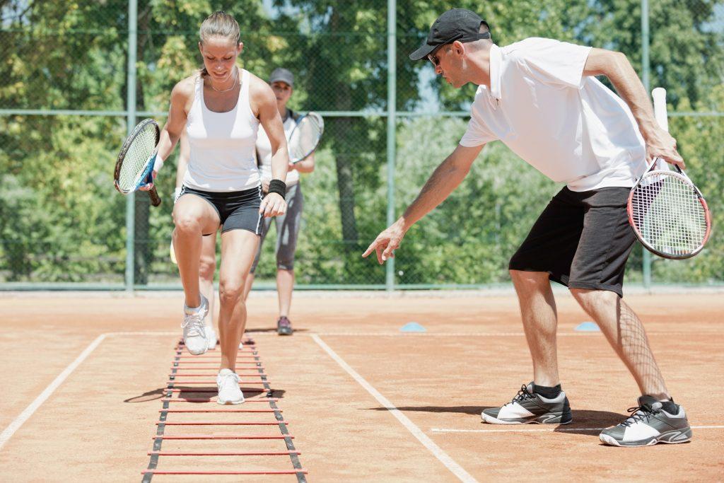 Những kĩ năng cần thiết trong tennis