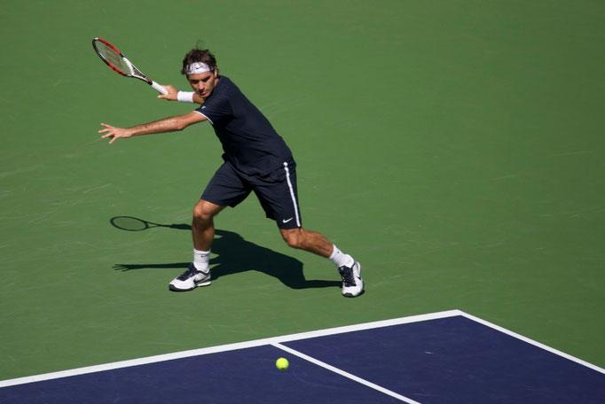 Kĩ thuật chơi tennis cơ bản