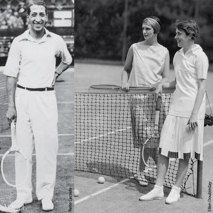 Lời khuyên chọn trang phục tennis tốt nhất