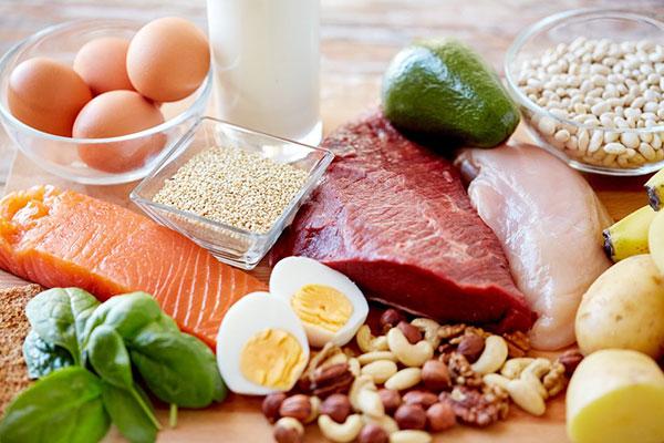 Tìm hiểu chế độ ăn Diet trong tennis