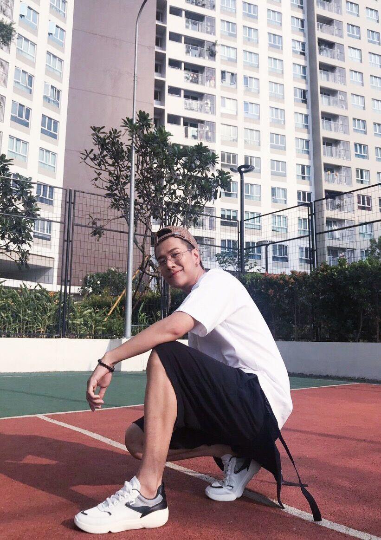 thời trang đường phố phù hợp để tập luyện tennis